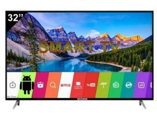 Nacson NS32M PRO 32 inch HD ready Smart LED TV Price in India
