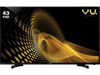 Vu 43PL 43 inch Full HD Smart LED TV Price in India