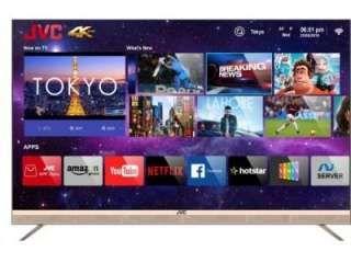 JVC 55N7105C 55 inch UHD Smart LED TV Price in India