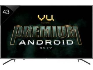 Vu 43-OA 43 inch UHD Smart LED TV Price in India
