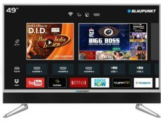 Blaupunkt BLA49AU680 49 inch UHD Smart LED TV Price in India