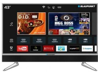 Blaupunkt BLA43AU680 43 inch UHD Smart LED TV Price in India