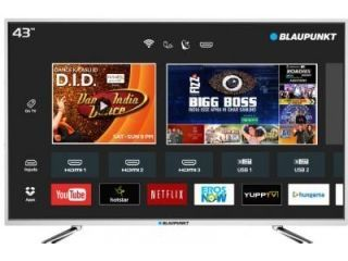 Blaupunkt BLA43AS570 43 inch Full HD Smart LED TV Price in India
