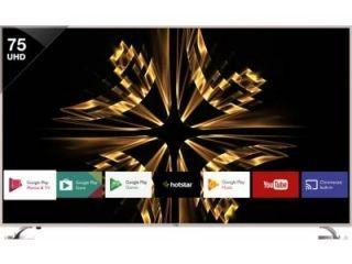 Vu VU/S/OAUHD75 75 inch UHD Smart LED TV Price in India