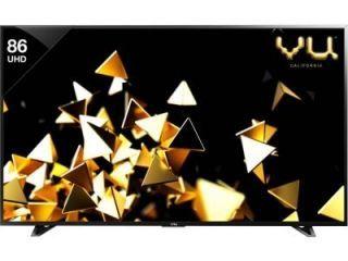 Vu VU/C/PXUHD86 86 inch UHD Smart LED TV Price in India