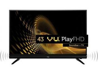 Vu 4043F 43 inch Full HD LED TV Price in India