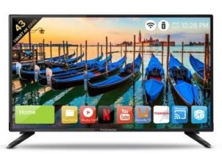 Thomson 43TH6000 43 inch UHD Smart LED TV Price in India