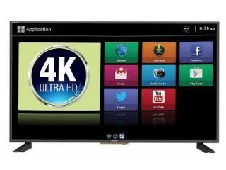 Mitashi MiDE043v10 43 inch UHD Smart LED TV Price in India