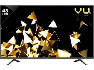 Vu 9043U 43 inch UHD Smart LED TV Price in India
