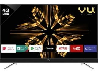 Vu 43SU128 43 inch UHD Smart LED TV Price in India