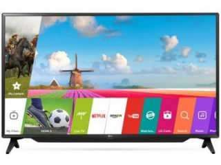 LG 49LJ617V 49 inch Full HD Smart LED TV Price in India