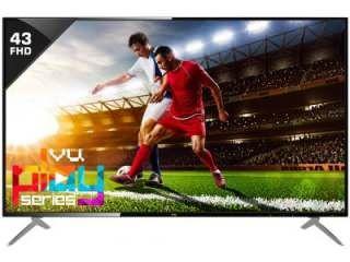 Vu 43D6545 43 inch Full HD LED TV Price in India
