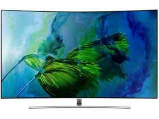 Samsung QA55Q8CAMK 55 inch UHD Curved Smart QLED TV Price in India