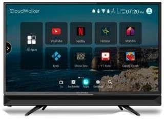 Cloudwalker CLOUD TV 24AH 24 inch HD ready Smart LED TV Price in India