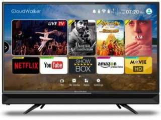 Cloudwalker CLOUD TV 32SH 32 inch HD ready Smart LED TV Price in India