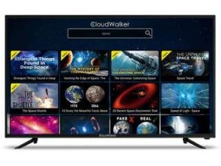 Cloudwalker CLOUD TV 43SF 43 inch Full HD Smart LED TV Price in India