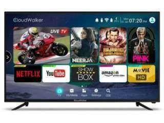 Cloudwalker CLOUD TV 43SU 43 inch UHD Smart LED TV Price in India