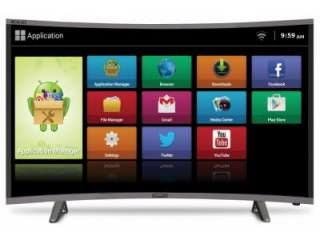 Mitashi MiCE039v30 HS 39 inch HD ready Curved Smart LED TV Price in India