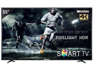 Weston WEL-5500 55 inch UHD Smart LED TV Price in India