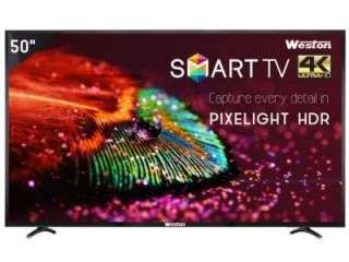 Weston WEL-5101 50 inch UHD Smart LED TV Price in India