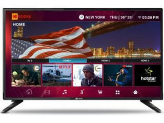 Kodak 40FHDXSMART 40 inch Full HD Smart LED TV Price in India