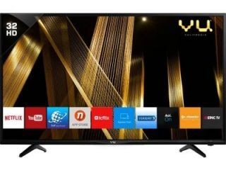 Vu LED32D6475 Smart 32 inch HD ready Smart LED TV Price in India