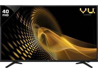 Vu LED40D6575 40 inch Full HD LED TV Price in India