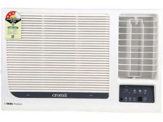 Croma CRAW1152 1.5 Ton 3 Star Window Air Conditioner Price in India