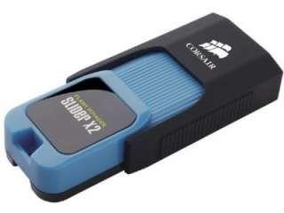 Corsair Flash Voyager Slider X2 CMFSL3X2 128GB USB 3.0 Pen Drive Price in India