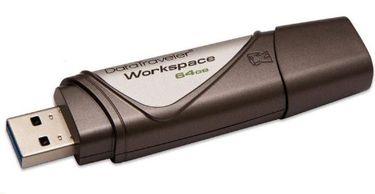 Kingston DataTraveler Workspace 64GB USB 2.0 Pen Drive Price in India