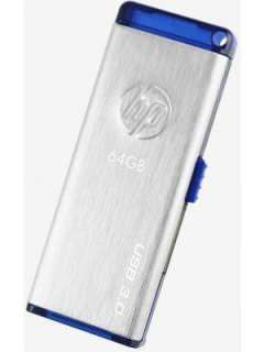 HP X730 64GB USB 3.0 Pen Drive Price in India