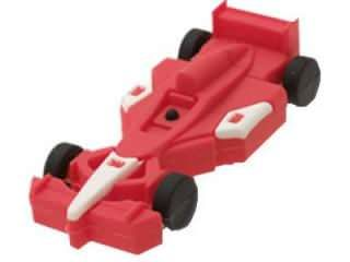 Microware Formula One F1 Shape 4GB USB 2.0 Pen Drive Price in India