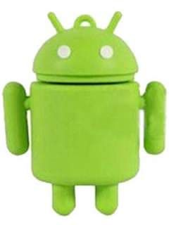 Microware Android Shape 16GB USB 2.0 Pen Drive Price in India
