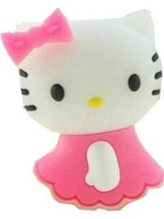 Microware Hello Kitty Shape 4GB USB 2.0 Pen Drive Price in India