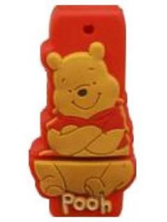 Microware Winnie the Pooh Shape 4GB USB 2.0 Pen Drive Price in India