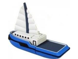 Microware Boat Yacht Ship Shape 4GB USB 2.0 Pen Drive Price in India