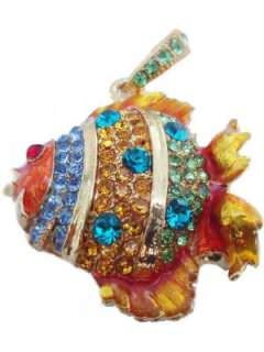 Microware Golden Fish Shape Jewellery 4GB USB 2.0 Pen Drive Price in India