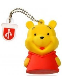 Microware Lovely Winnie The Pooh Shape Designer 16GB USB 2.0 Pen Drive Price in India