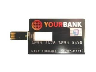 Microware Credit Card Shape 8GB USB 2.0 Pen Drive Price in India