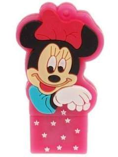 Microware Minnie Mouse Shape 4GB USB 2.0 Pen Drive Price in India