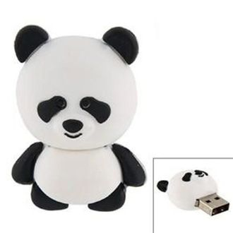 Microware Panda Shape 16GB USB 2.0 Pen Drive Price in India