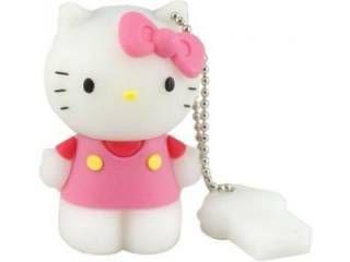 Microware Hello Kitty Shape 8GB USB 2.0 Pen Drive Price in India