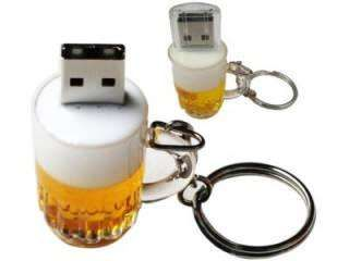 Microware Beer Mug Shape 4GB USB 2.0 Pen Drive Price in India