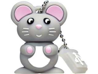 Microware Bunny Rate Mouse Shape 16GB USB 2.0 Pen Drive Price in India