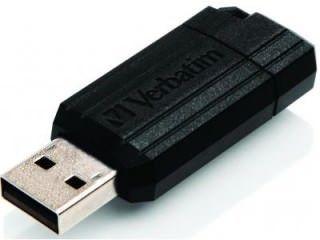 Verbatim Store `n` Go Pinstripe 64GB USB 2.0 Pen Drive Price in India