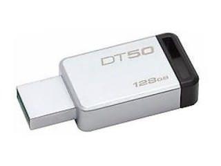 Kingston DataTraveler 50 128GB USB 3.1 Pen Drive Price in India