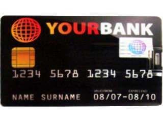 Microware Credit Card Shape 16GB USB 2.0 Pen Drive Price in India