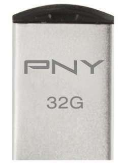PNY Micro M2 Attache 32GB USB 2.0 Pen Drive Price in India