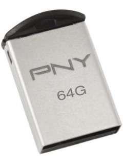 PNY Micro M2 Attache 64GB USB 2.0 Pen Drive Price in India