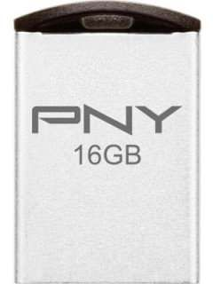 PNY Micro M2 Attache 16GB USB 2.0 Pen Drive Price in India